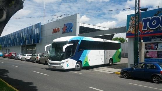 Terminal 4 Poniente Puebla