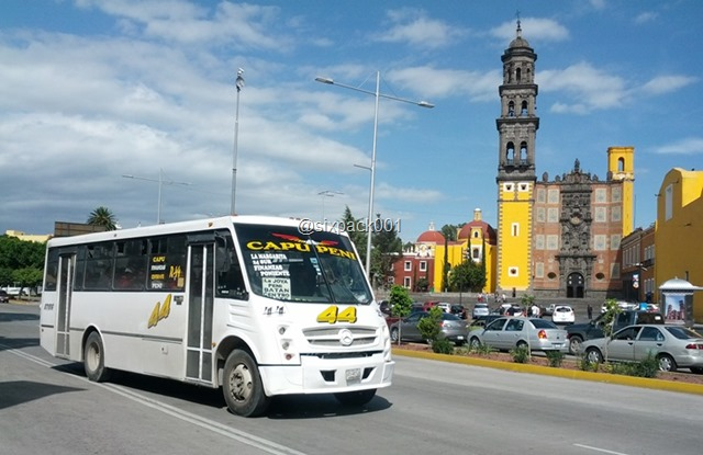 Ruta 44 Puebla