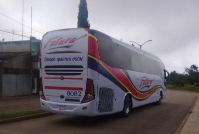 Autobuses en Puebla CAPU