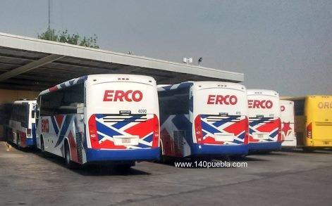 Autobuses ERCO