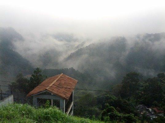 Neblina en Zacatlan