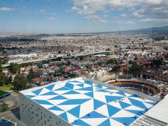 Teleferico Puebla