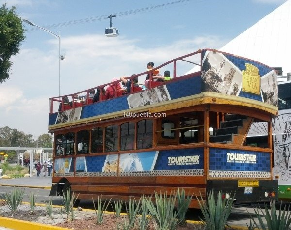 Tranvia Puebla