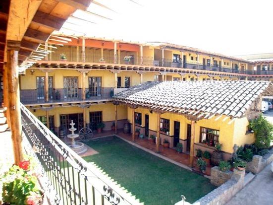 Hotel Posada Don Ramon Zacatlan