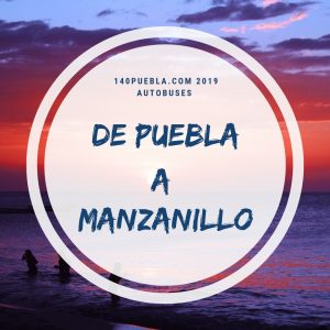 Autobuses Puebla - Manzanillo