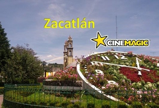 Cinemagic Zacatlán