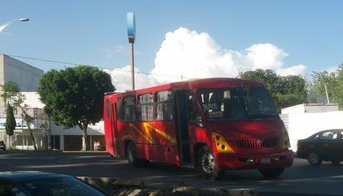 Camiones a Cuautlancingo