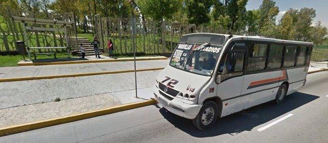 Ruta 72 Puebla