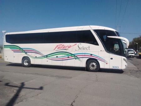 Autobús Futura Select